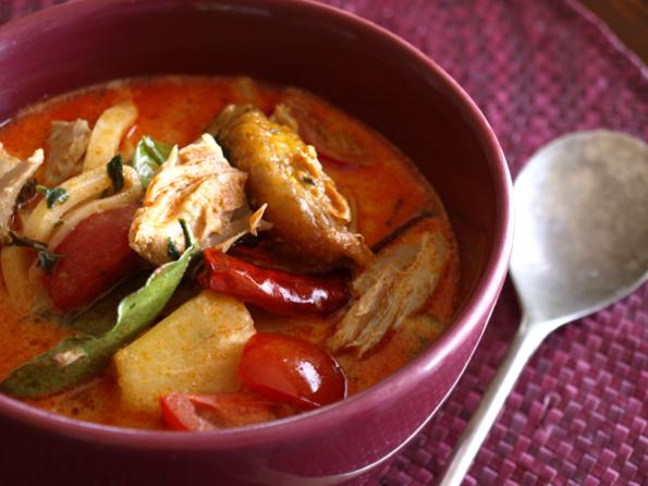 Marion's Kitchen red chicken curry
