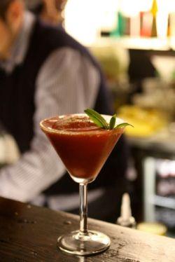 Tutti Frutti cocktail